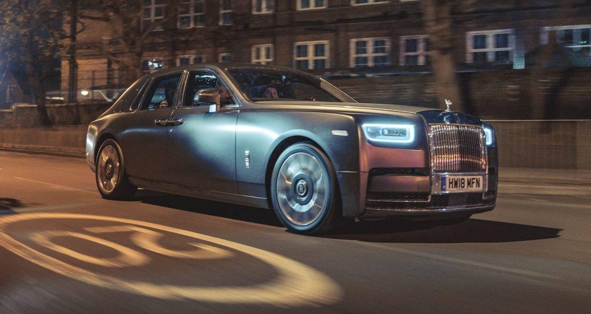 Meet owner of the Rolls Royce Phantom 40million plus car sported in Nairobi Waiyaki Way