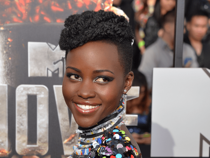 LUPITA NYONG'O Breaks The Fashion World Once Again! Check Out her H()t Body