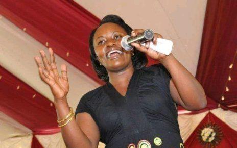 Wamucii Wa Kinyari Quits Kameme FM.