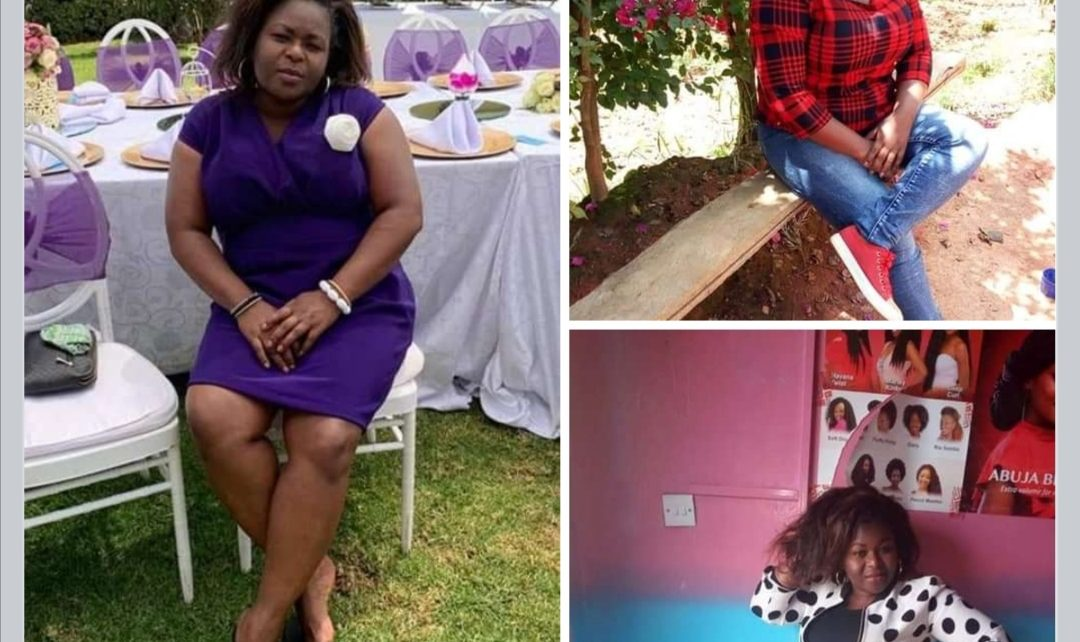 Wamucii Wa Kinyari And Her Husband Are Mourning After The Death Of Her Best Friend.