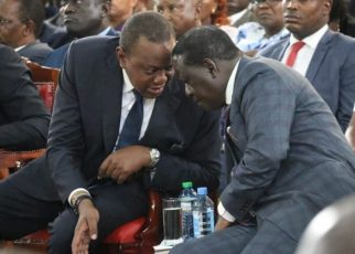 Why Raila is angry with Uhuru over BBI for bring key allies on board
