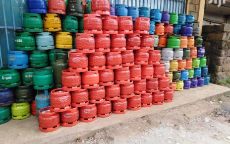 Kenyans to Pay More for Cooking Gas ,'13-kilogram gas cylinder to increase by ksh300.