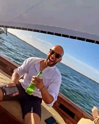 Watoto Wa Dynasties; Kabogo's Son Spotted With Drinks Worth your Salary (Video).