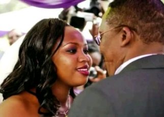 Pastor Nga'ng'a Shows His Romantic Side;See Photos With Wife.