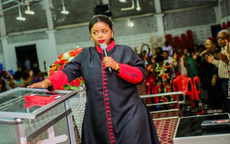 Rev Lucy Natasha reveals the kind Man she is looking for