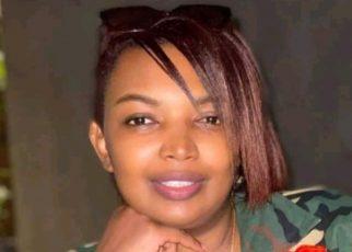 Karen Nyamu Shares A Video With Samidoh