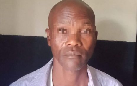 DCI Detectives Arrests Man Who Defiled His 6-year-old Daughter Leaving Her With Serious Injuries.