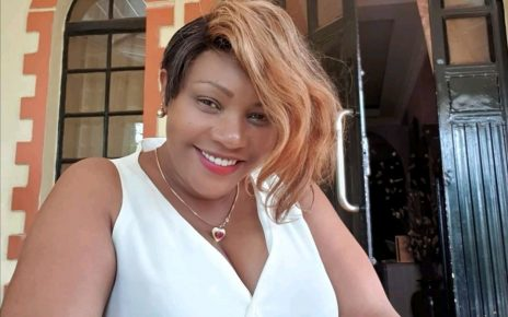 """Fake that smile"""" - Loise Kim Tells Kenyans To Keep Pretending They Are Okay And Push On."""