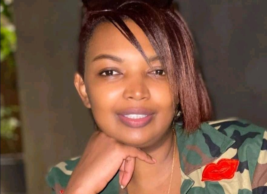 """""""The Lord Is My Savior""""- Karen Nyamu Says She Is Happy With Her Life."""