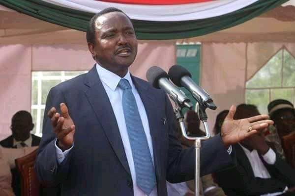 Kalonzo Musyoka, I would jail all corrupt Leaders if elected President
