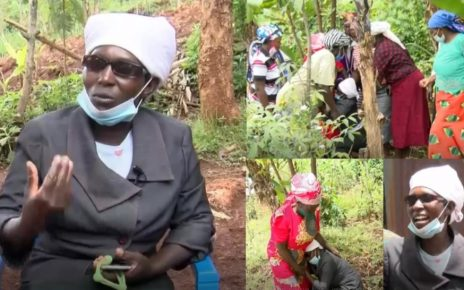 Murang'a Woman Returns Home After 17 Years.