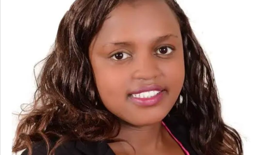 SEE-Maina Kamanda's Baby Mama Who Has Has Kept The Relationship Private; They Have A son Together.