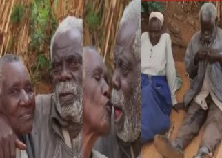 """I've never cheated on my wife""""- 100-year-old Couple Says (PHOTOs)"""
