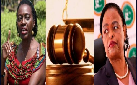 Martha Karua Reacts To Martha Koome's Nomination As The Next Chief Justice