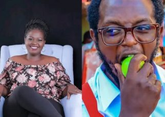 Dead Beat Dad; Proffesor Hamo Badly Exposed For Neglecting Jemutai And Her Baby.