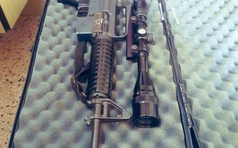 Mother, daughter arrested with sniper rifles in Dagoretti