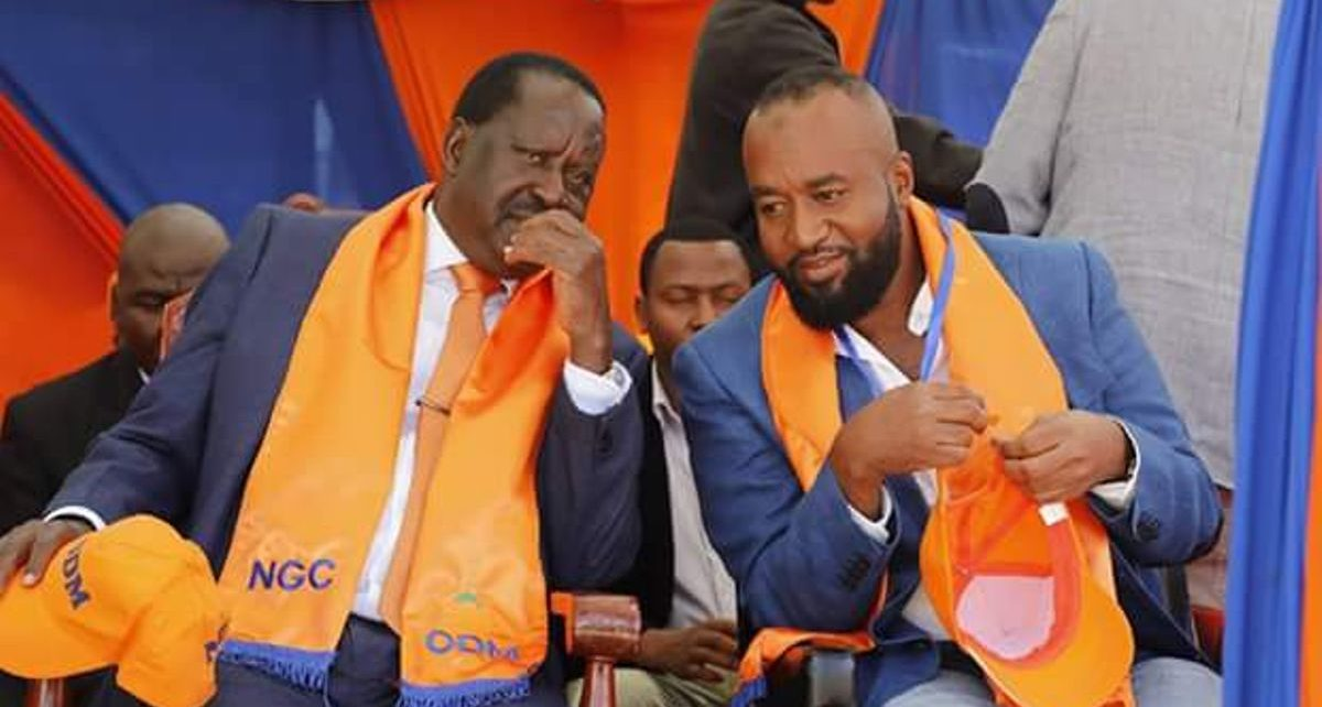 Raila, Joho, Oparanya to Battle it Out For ODM Presidential Ticket