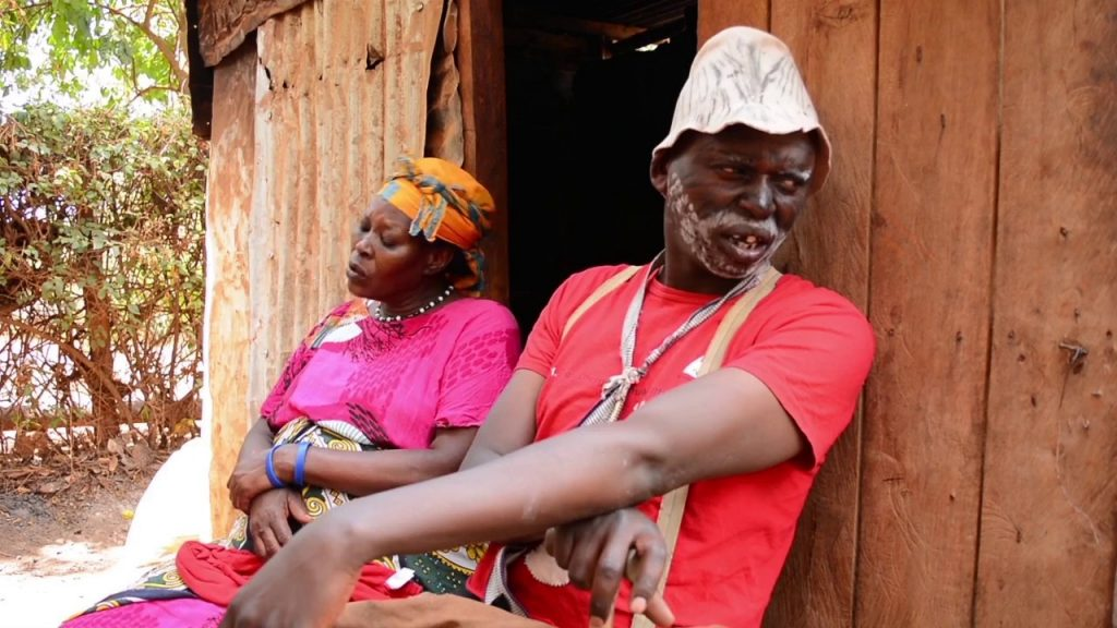 Facts about Comedian Kihenjo and who his wife is.