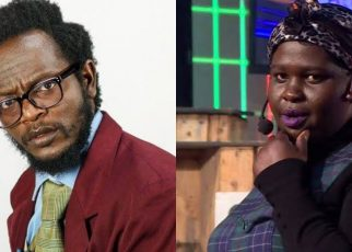Professor HAMO says he is planning to marry JEMUTAI as a second wife even after she tainted his image online