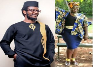 Prof. HAMO's sweet birthday message to his baby mama, JEMUTAI, proves he might soon marry her as a second wife.