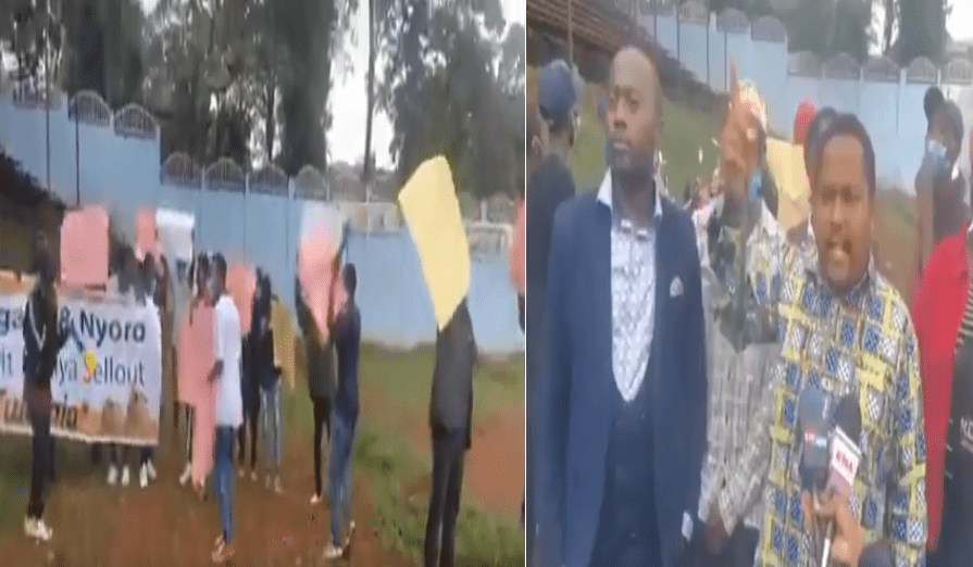 Drama in Murang'a: Several Injured as Pro and Anti-BBI Youths Engage in Fistfights