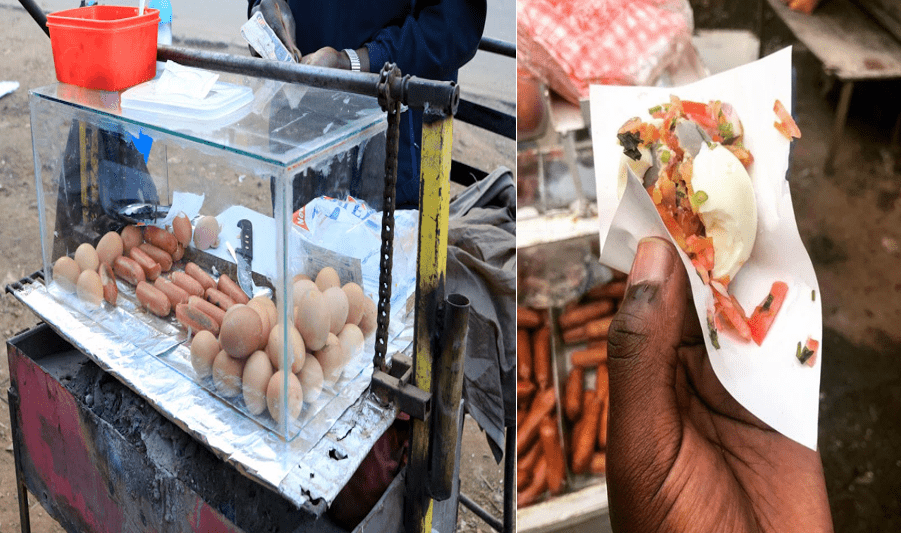 Danger to Kenyans who Buy Boiled Eggs After Worrying Reports on What was Discovered Inside Them