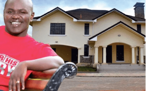MEET Sagwe , NHIF receptionist who bought KSH. 210 million houses in Athi River