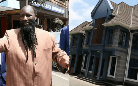 JOYCE ANENE, Prophet OWOUOR's mpango wa kando, kicked out of the church after their affair was discovered.