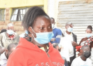 Jealous Kikuyu woman in trouble for beating up 'co-wife, SEE DRAMA