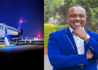 Bishop KIUNA and wife, KATHY, milking Kenyans dry? SEE 'Mega-church they are building' (PHOTOs)
