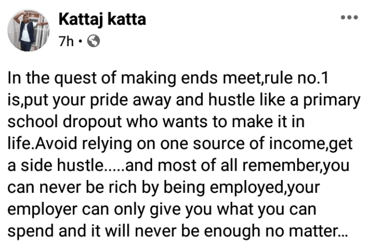 Simple Rules By Nyoks Wa Katta's Hubby That Can Not Be Resisted