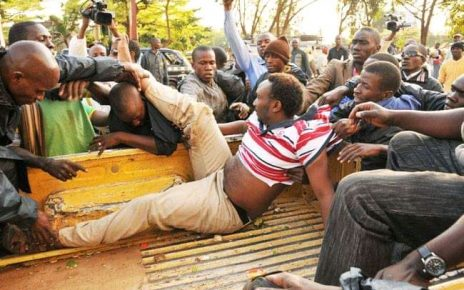 Murang'a Man Badly Beats Son After He Ate Special Meal Meant For His Girlfriend