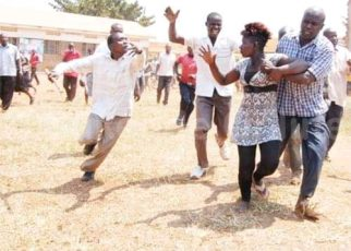 Two Ladies Fight For A Church Choir Leader In Murang'a Town