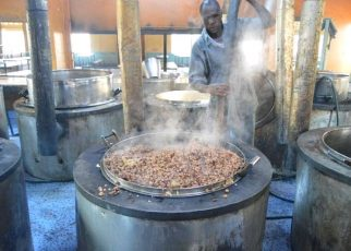 School Githeri Boosted With Kerosene Increases Sex Urge; It Enlarges Reproductive Organs