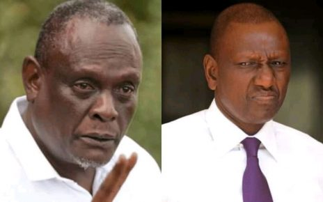 """Reggae is Baba and Baba will be President""""- David Murathe Tells Ruto To Forget About The Presidency"""