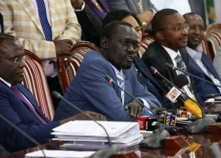"""""""Mmetuzoea sana""""- Council Of Governors Tell MCAs After Increase Of Impeachment."""