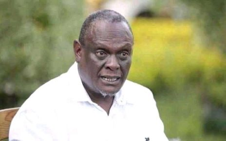 """Murathe has not resigned as the vice-chairperson""""- Jubilee Party Dismisses Claims."""