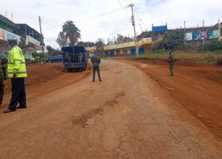 Murang'a Kidnappers Attack Police Officers With Machetes After Being Busted
