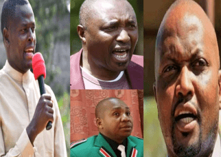"""Traitors, sell outs""""- Ndindi Nyoro Blasts MPs Who Dumped Ruto In The 'Last' BBI Minute; See Their Names."""