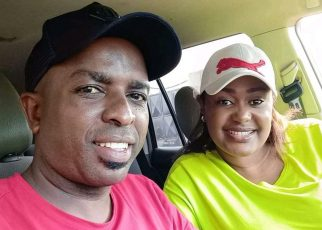 """It's your birthday, but please take me out babe""""- Nyoxx Wa Katta Says As She Celebrates Her Husband's Birthday In Style."""