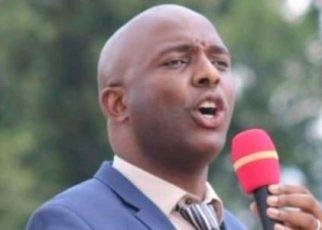 """Wacheni nifanye Kazi bana""""- Kang'ata Cries Foul After Wa Iria's Government Suspended His Medical Camps."""