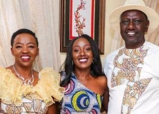 DP Ruto's Daughter Set To Wed Her Nigerian Fiancee Today.