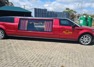 Promotion to glory: Sh500,000 hearse that has Kenyans talking '' VIDEO ''