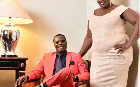 Nairobi Aviation College Owner Pastor, PETER MANYURU, accused of chewing students –Impregnated and married HIS student as a second wife.