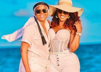MAKENA NJERI opens up on her Gay relationship with MICHELLE NTALAMI days after coming out .check out!!