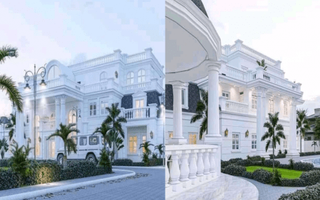 CHECK ! Ruto's Son-in-law's House That Has Left Many Salivating (PHOTOS)