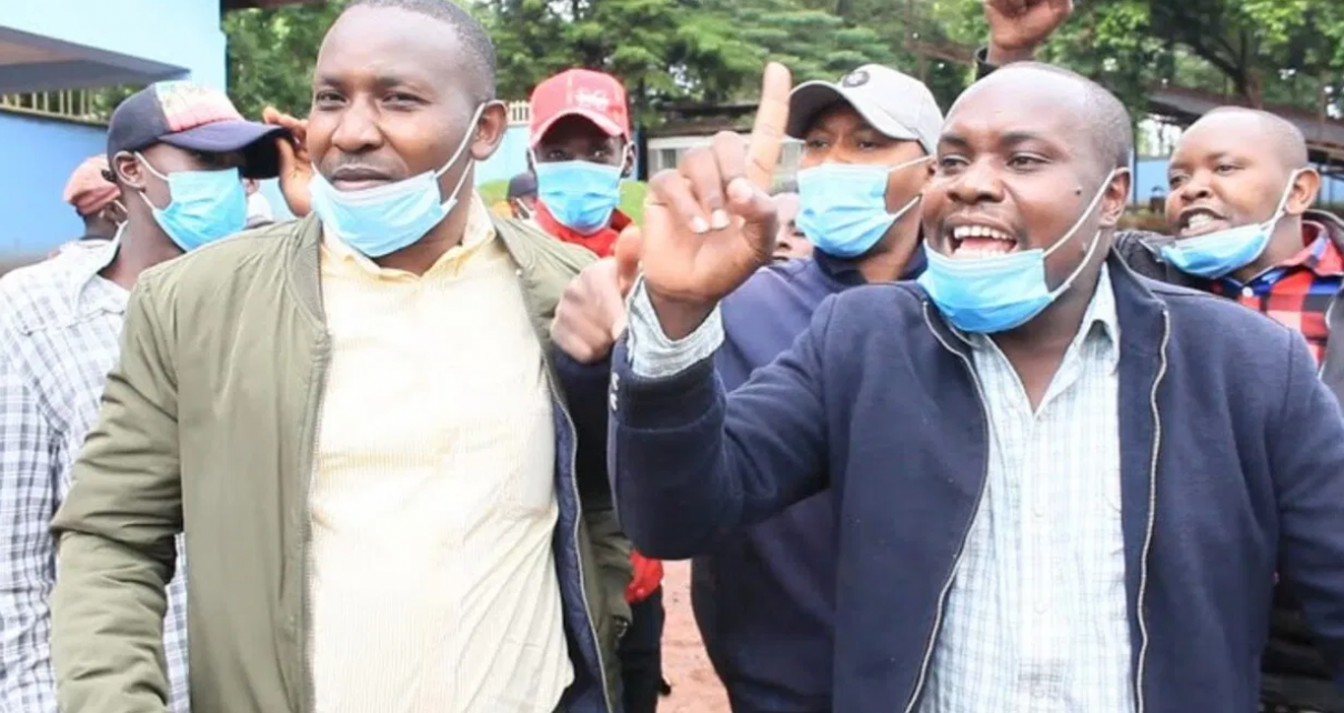 Murang'a residents tell UHURU to campaign in Luo Nyanza and Luhyaland for the BBI