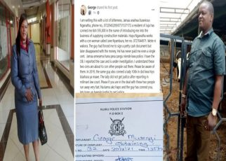 Exposed: Juja Conman And Woman On The Run After Stealing From A Man