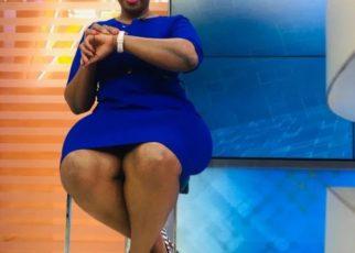 Gathoni Wa Nga'ng'a: Never Seen Before Photos Of The Beautiful News Anchor-Kikuyu Ladies Are Truly Beautiful (PHOTOs).