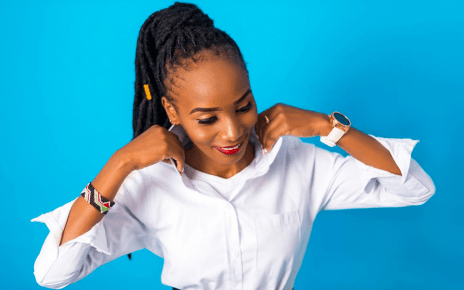 Reactions After Artist Joyce Wa Mamaa Takes Bananas To Church AS Offering